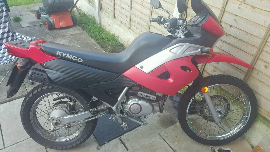 125cc 4stroke 2008 kymco for sale