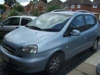 07. AUTOMATIC TACUMA CDX. MPV. LOW MILEAGE