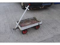 OLD HAND CART