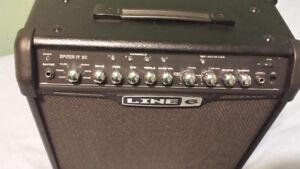 Line 6 Spider IV  30 watt amplifier