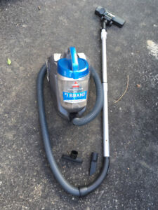 Bissell apartment sized canister vacuum