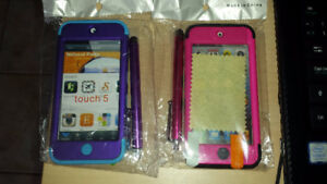 IPod Touch 5th Gen Hard & Soft High Impact cases