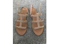 Ladies faith sandals