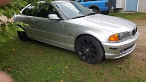 2001 BMW M3 Coupé (2 portes)
