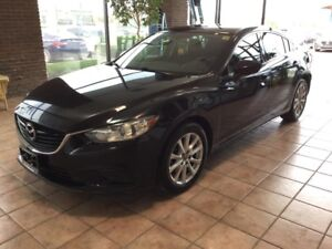 2014 Mazda Mazda6 GX BLUETOOTH! PUSH TO START! HEATED SEATS!...