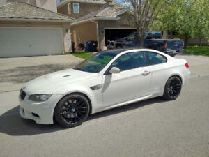 2008 BMW M3 Super charged Coupe (2 door)