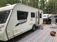 Coachman Olympia 550/5 caravan 2012