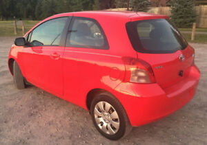 NEED GONE ASAP. 2008 Toyota Yaris Hatchback