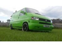 VW Transporter T4 Short wheel base van, year 1999, 1.9TD