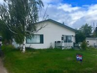 House for sale or rent in Dawson Creek BC
