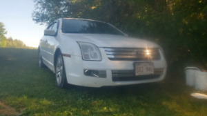 Parting out a 2007 ford fusion v6