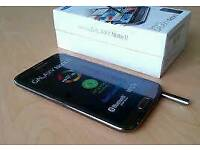 Samsung galaxy Note 2 Brand new with warranty and accessories unlocked!