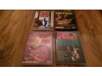 Guitar tab music books tutor dvds