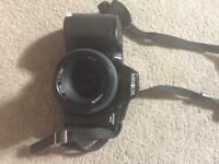 Minolta Duncan 3i camera with padded waterproof carry case