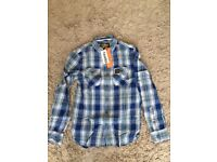 Ladies Superdry shirt - Size Medium ***NEW WITH TAGS***