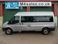Ford Transit 135ps,14st minibus,fully airconditioned