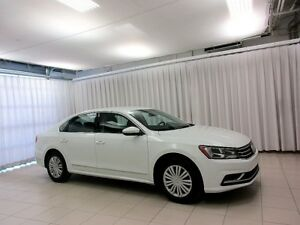 2016 Volkswagen Passat VW CERTIFIED! 1.8L TSi Turbo! Back-Up Cam