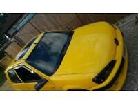 Peugeot 106 gti sundance cams