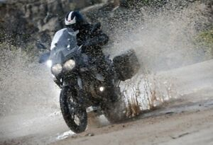 2017 Moto Guzzi STELVIO 1200 NTX ABS