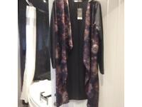 Long cardigan new size 16