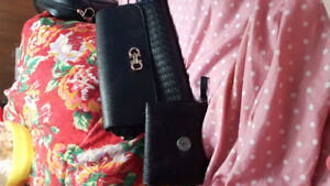 new purse and wallet