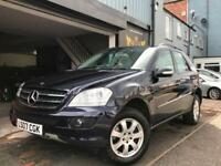 2007 Mercedes-Benz ML320 3.0TD CDI 7 G-Tronic SE