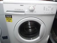 ZANUSSI 8KG WASHING MACHINE IN GOOD CLEAN WORKING ORDER COMES WITH A 3 MONTHS WARRANTY