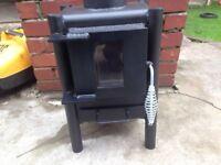 Woodburner wood burning stove
