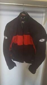 Mesh Motorcycle Jacket with Armor
