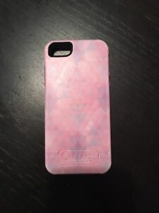 Otterbox case for iPhone 5s