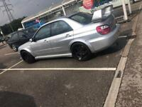 Subaru Impreza WRX Turbo 300bhp massive spec must go need it gone