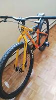 My bike was stolen from me a few days ago