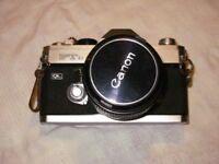 Canon FTb camera