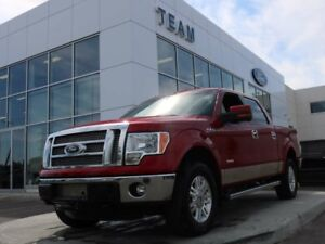 2011 Ford F-150 Low KM Lariat with Ecoboost