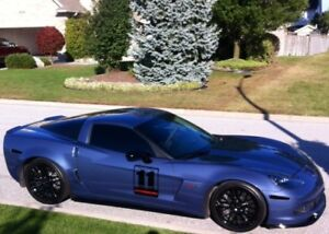 2011 Chevrolet Corvette Z06 w/1SB Coupe (2 door)