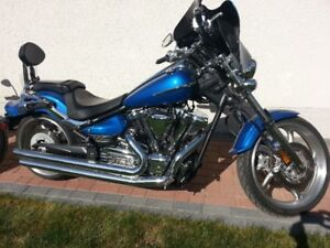 REDUCED to $7600 firm!  Yamaha Raider S, Excellent Condition