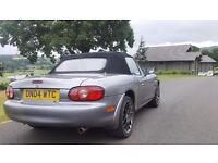 Mazda Mx5 1.8 Euphonic Edition