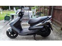 Yamaha NXC 125 CYGNUS X 125cc