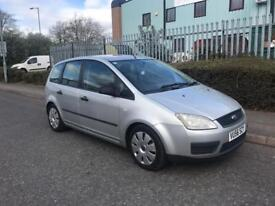 ***FORD FOCUS C-MAX 1.6 TDCI LX FULL SERV HIST+VERY ECONOMICAL+DRIVES LOVELY*** £1195!