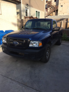 2011 Ford Ranger Safetied Leather