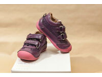 GEOX GIRLS SHOES SIZE 3.5