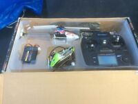 Rc helicopter spares or repare