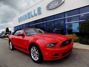 Ford Mustang 2013 v6 Premium convertible