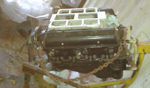 350 bored 5000 over, engine