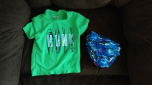 Baby boy swim stuff