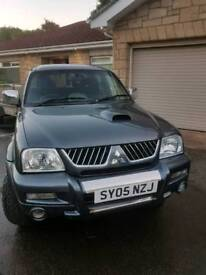 Mitsubishi L200 Warrier 2005