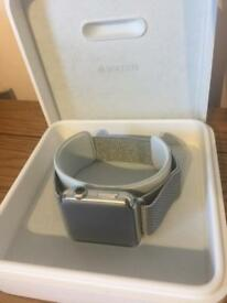 Collectors piece Apple Watch 42mm BNIB Milanese loop sapphire crystal Retina display ceramic back