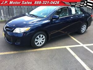 2013 Toyota Corolla CE, Automatic, Heated Seats, Only 31, 000km