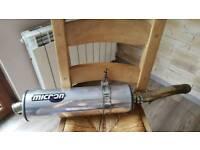 MOCRON Exhaust Honda CBR 600 FX FY