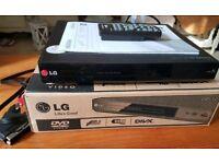 LG DVD Player - Brand new